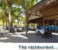 Restaurant Chez Loulou - Nosy Be
